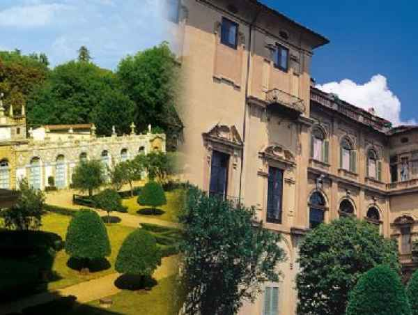 Affitta sale meeting di Palazzo Capponi All'annunziata a Firenze