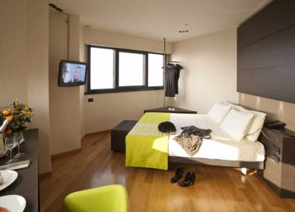 Foto camere the hub hotel
