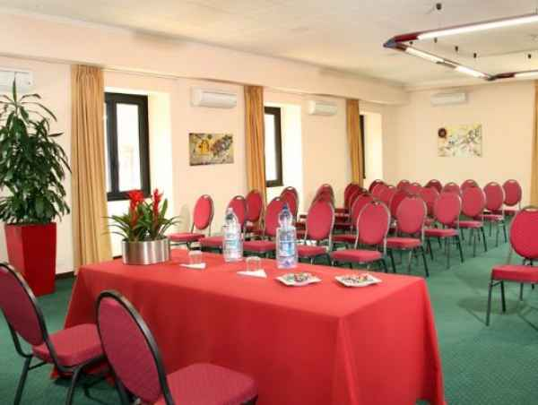Affitta sale meeting di Regal Park Hotel a Roma