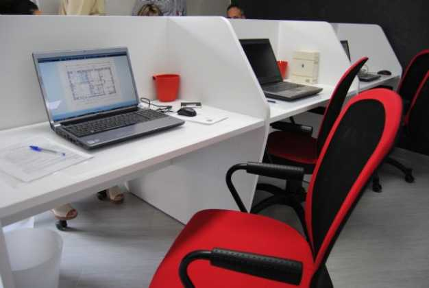 Foto camere Coworking WorkMAVE