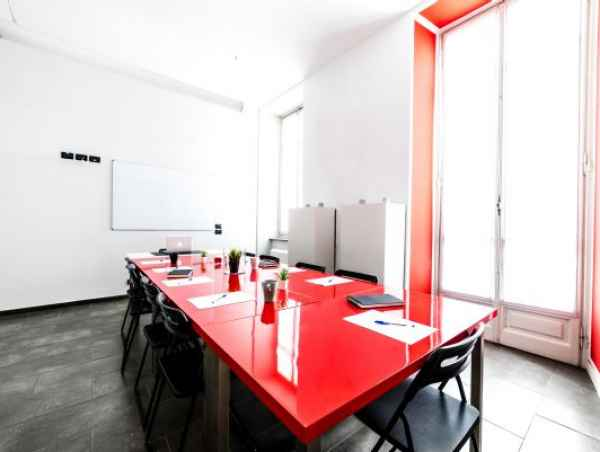 Affitta sale meeting di Map Coworking E Corsi a Torino
