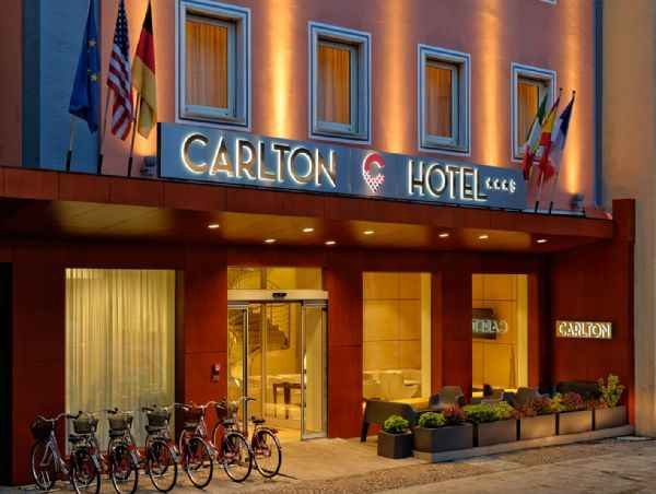 Affitta sale meeting di Hotel Carlton a Ferrara
