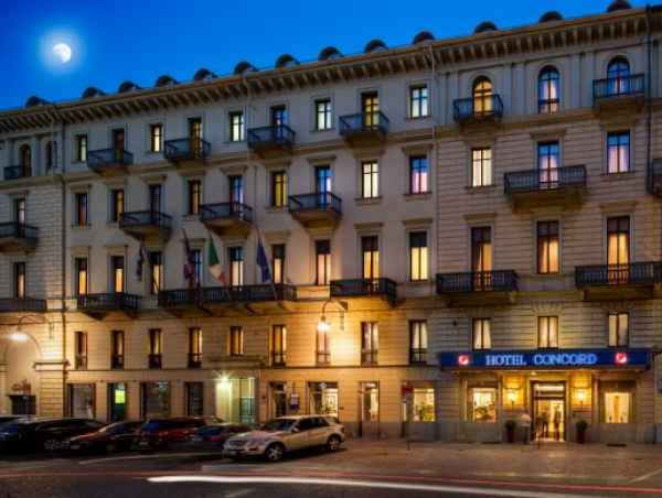 Affitta sale meeting di Hotel Concord a Torino