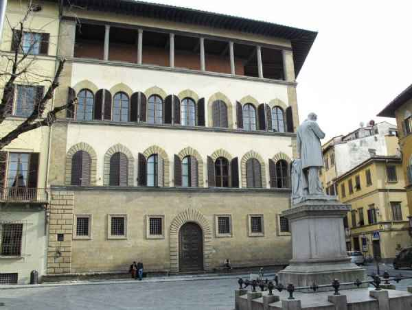 Affitta sale meeting di Historic Palazzo Guadagni - Accent International a Firenze