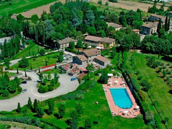 Affitta sale meeting di Borgo Il Melone **** Hotel & Resort a Cortona