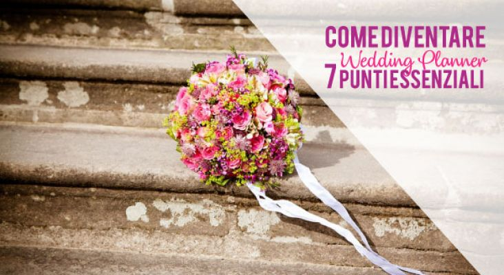 Come diventare Wedding Planner?