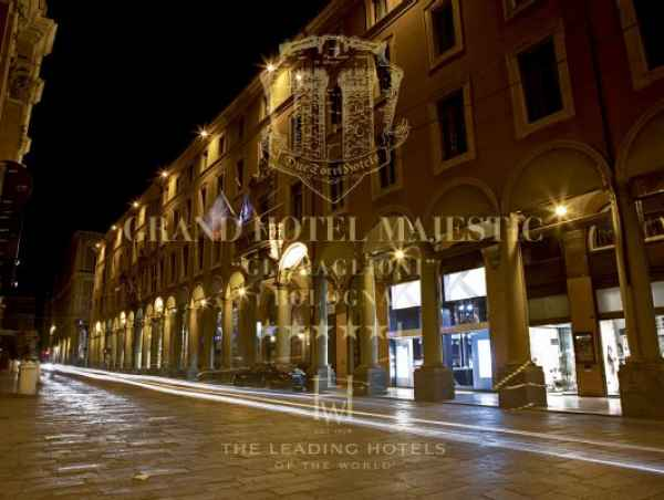 Affitta sale meeting di Grand Hotel Majestic a Bologna