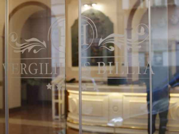 Affitta sale meeting di Hotel Vergilius Billia a Napoli