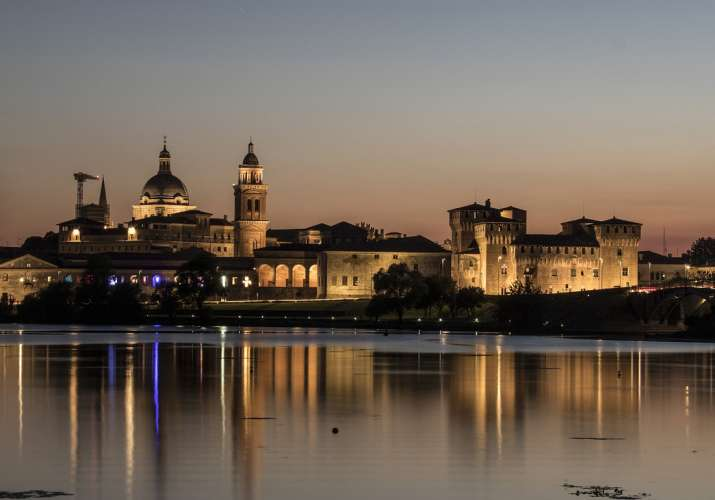 Coworking a Mantova in affitto