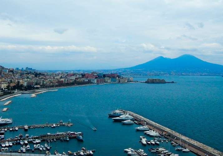 Coworking a Napoli in affitto