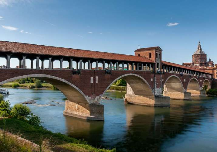 Coworking a Pavia in affitto