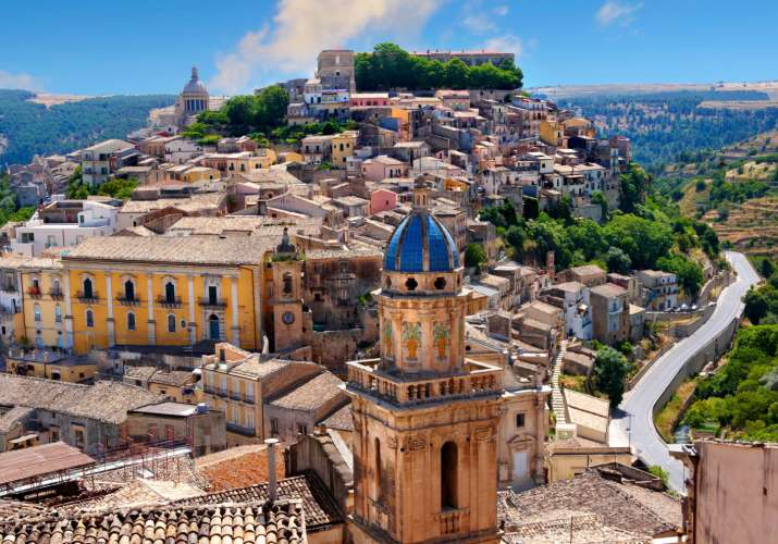 Coworking a Ragusa in affitto