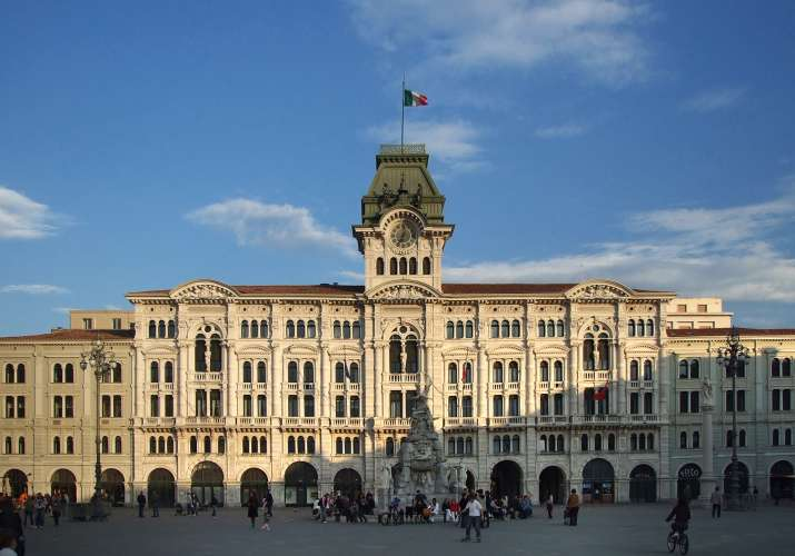 Coworking a Trieste in affitto