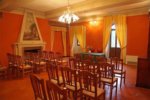Sale Riunioni Bologna - Villaggio della Salute Più - MeetingBooking ...