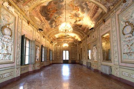 Palazzo gnudi affitta sale meeting e riunioni a bologna - Sala degli specchi ...