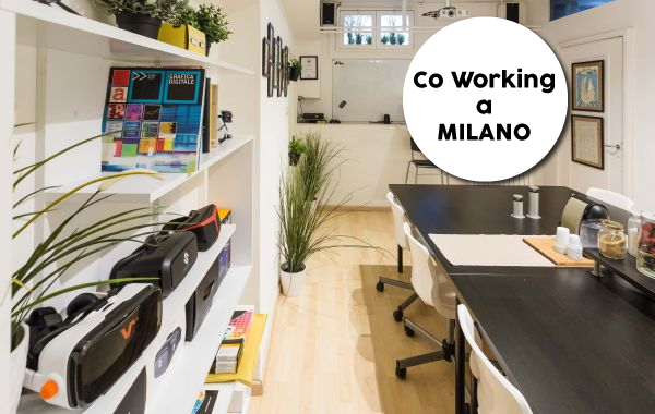 Coworking a milano for Bar coworking milano