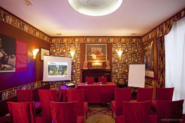 Sale Riunioni Bologna - Hotel Il Guercino - MeetingBooking.it